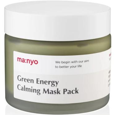 Manyo Factory Green Tea Ice Cream Pack отзыв. Мороженка для кожи.