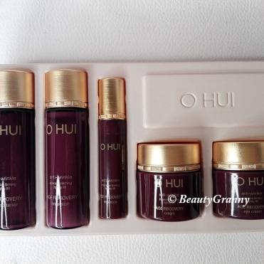 OHUI Age Recovery отзыв