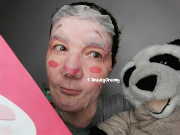 Забавные повязки для волос - панды, зайц