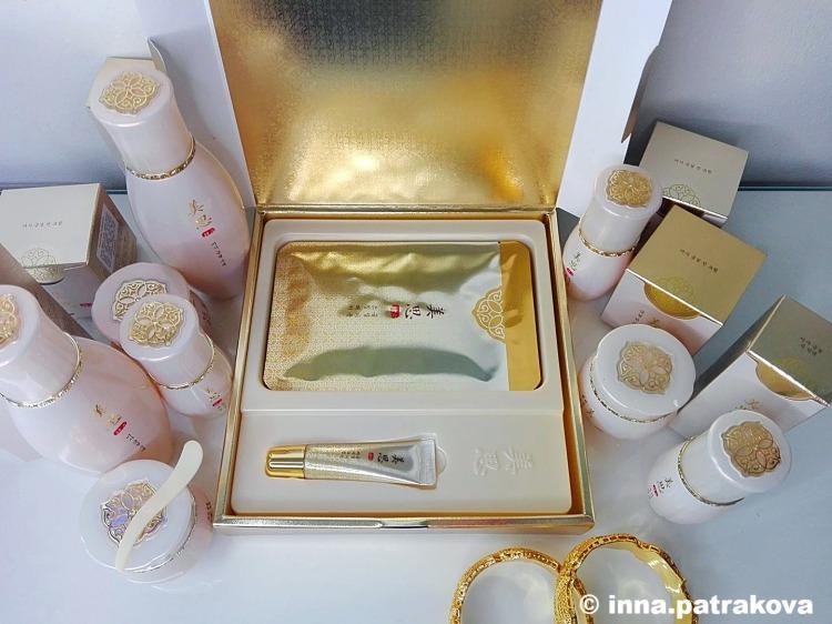 MISSHA 24K Collagen Gel Mask отзыв.