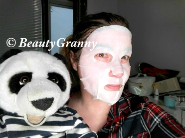 SNP Joka 3-Step Brightening Mud Mask отз
