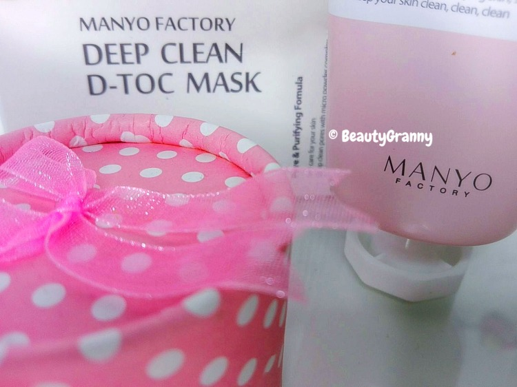 Manyo Factory Aqua Moisture Sleeping Cre
