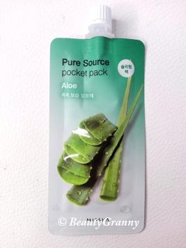 MISSHA Pure Source Pocket Pack отзыв