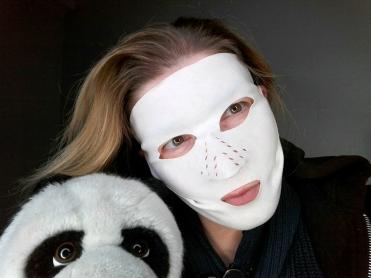 Тканевые сухие маски BARE ME