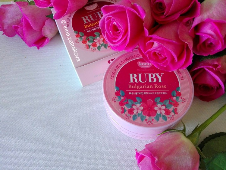 [Koelf] Ruby & Bulgarian Rose Eye Patch
