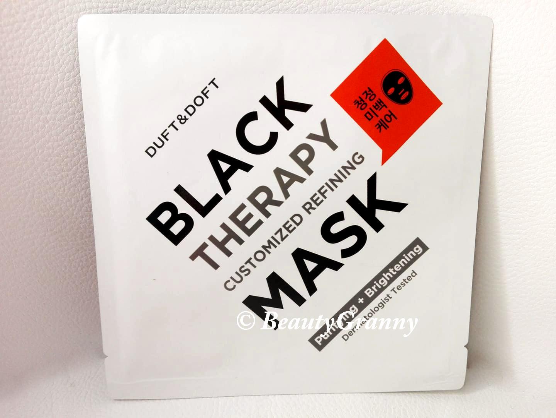 Duft & Doft Sheet Mask отзыв