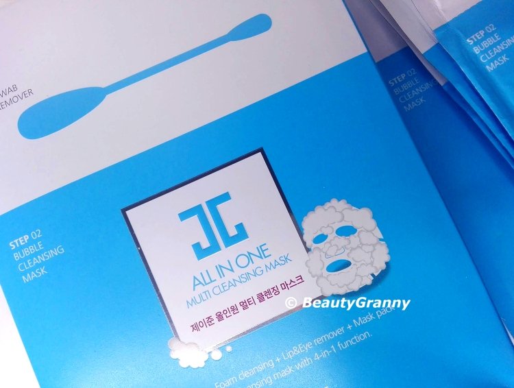 JayJun All-In-One Multi Cleansing Mask