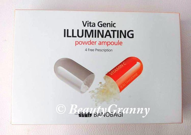Banobagi Vita Genic Illuminating Powder