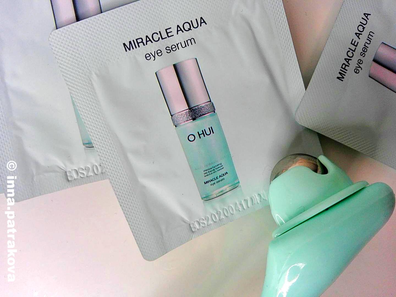 OHUI Miracle Aqua Eye Serum