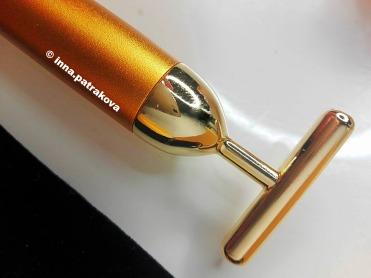 24K Golden Eye Massager