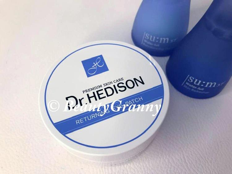 Dr.HEDISON Returning Eye Patch отзыв
