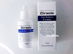 Ciracle Anti Redness K - косметика при р