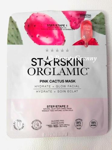 Starskin Orglamic Pink Cactus Glass