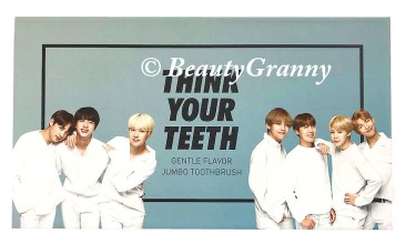 VT с BTS Think Your Teeth Jumbo Kit отзы