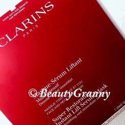 Clarins Super Restorative Instant Lift S
