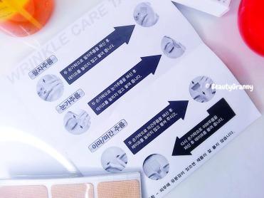 Тейпирование от морщин Anti-Wrinkle Care