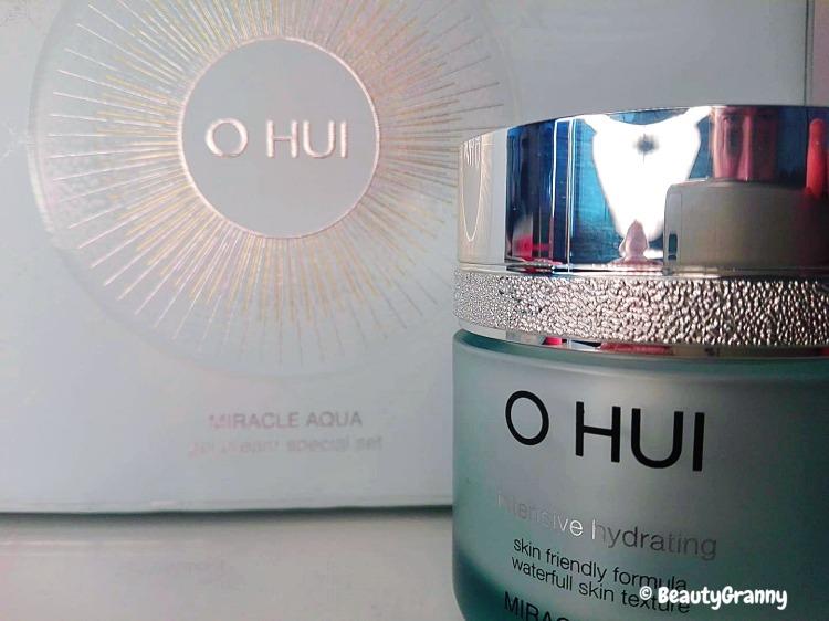 OHUI Miracle Aqua отзыв