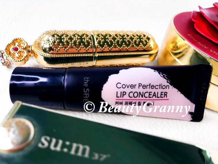 [the SAEM] Cover Perfection Lip Conceale нужные