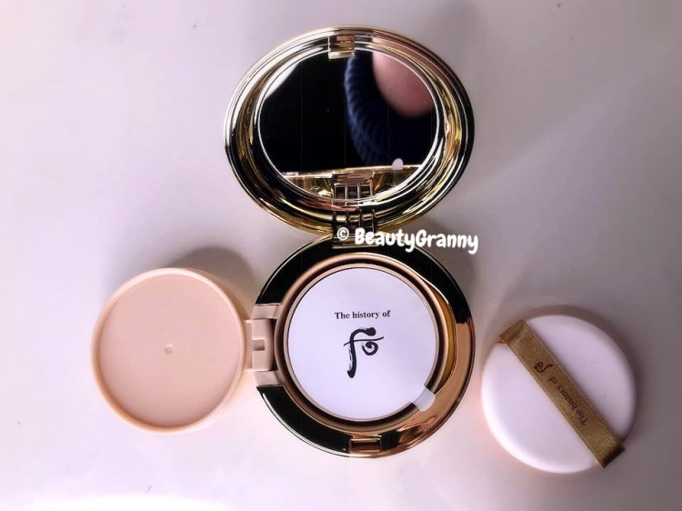 The History of Whoo Luxury Golden Cushio