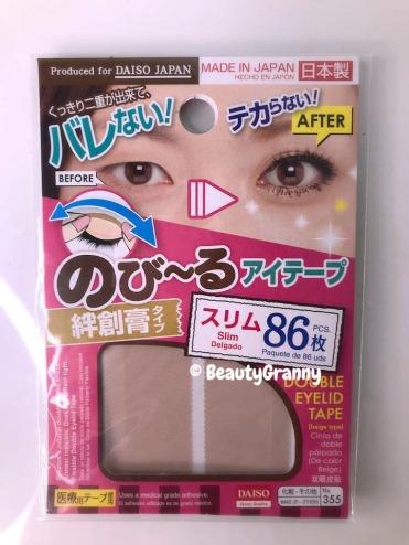 DAISO JAPAN Double Fold Eyelid Tap отзыв