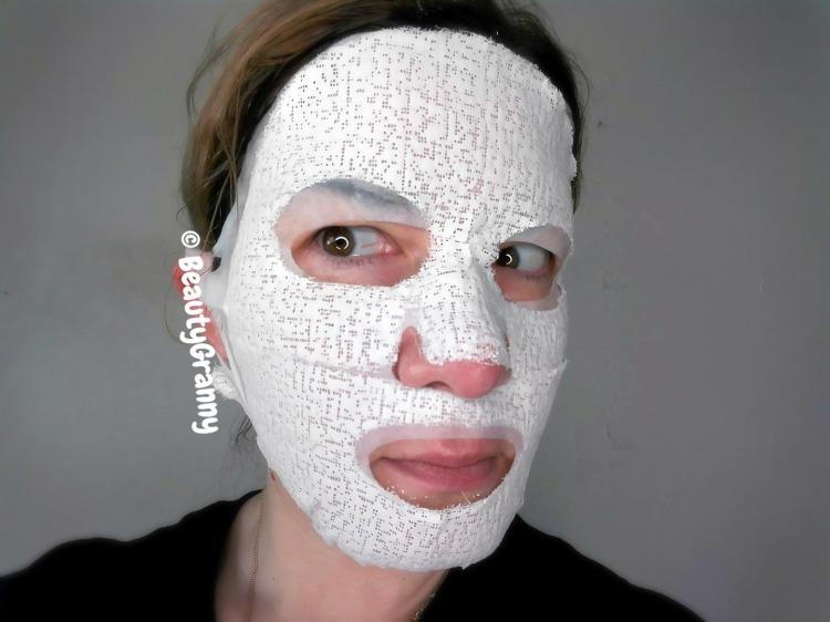 LINDSAY Seok Go Contouring Mask Gold отзыв