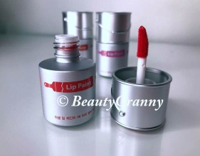 THE SAEM the Saem Lip Paint отзыв