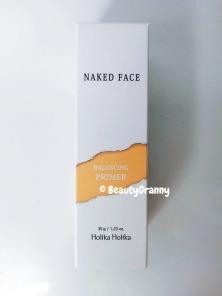 Holika Holika Naked Face Balancing Primer отзыв