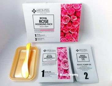 MEDI-PEEL Royal Rose Modeling Pack отзыв