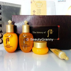 The History Of Whoo все линейки бренда,