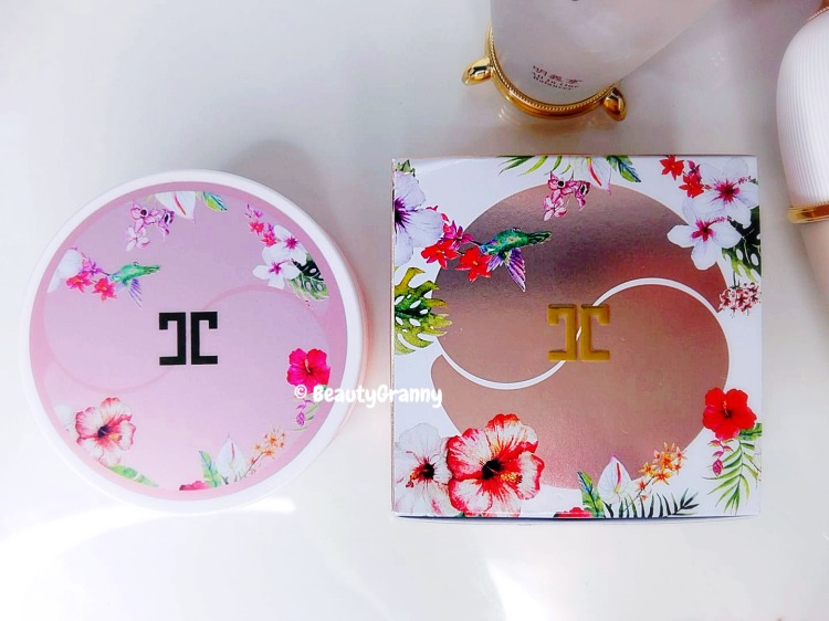 JAYJUN Roselle Tea Eye gel patch отзыв