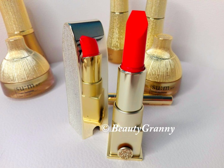 Su_m37º Losec Summa Elixir Golden Lipsti