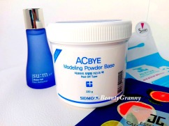 Sidmool ACBYE Modeling Powder Base отзыв