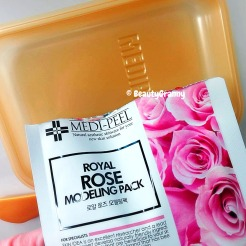MEDI-PEEL Royal Rose Modeling Pack отзыв
