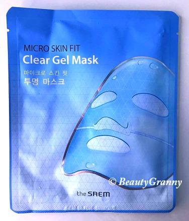 The Saem Micro Skin Fit Mask отзыв