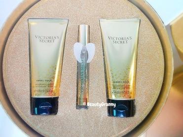 Victoria's Secret Angel Gold Gift Set отзыв