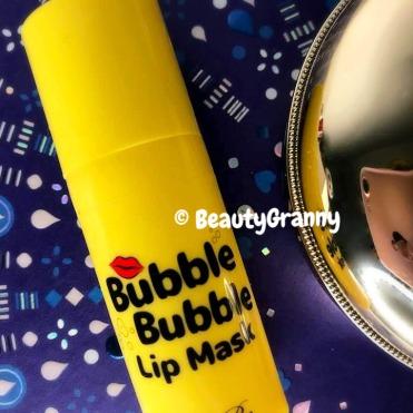 RiRe Bubble Bubble Lip Mask отзыв