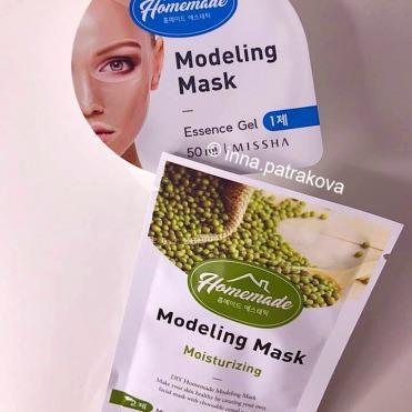 MISSHA Homemade Modeling Mask Mung Bean