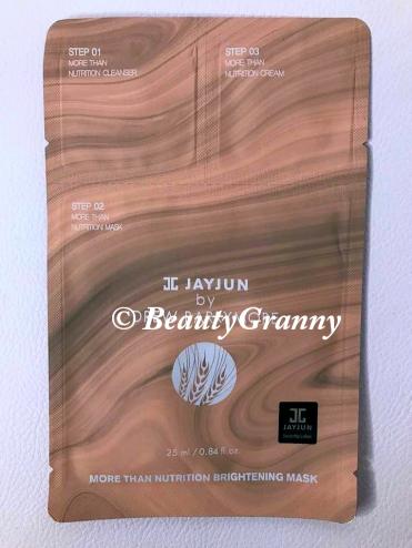 Jayjun More than Nutrition Brightening M