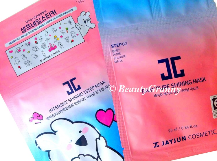 JayJun Baby Pure Shining Mask отзыв