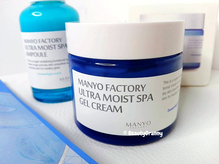 Manyo Factory Ultra Moist SPA Gel-Cream