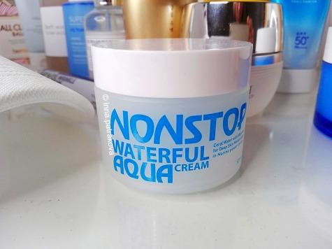 Mizon Nonstop Waterful Cream