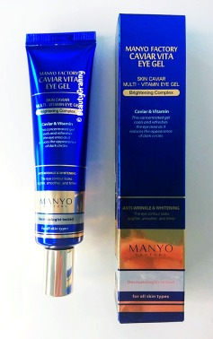 Manyo Factory Caviar Vita Eye Gel отзыв