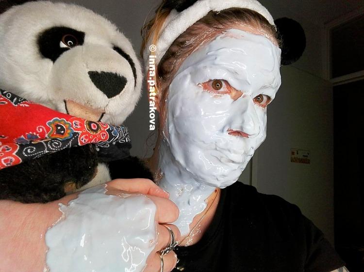 ANSKIN Modeling Mask