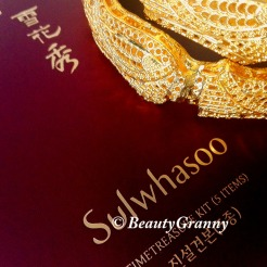 Новинка! Корейский люкс. Sulwhasoo Concentrated Ginseng Renewing Eye Serum Mask отзыв.